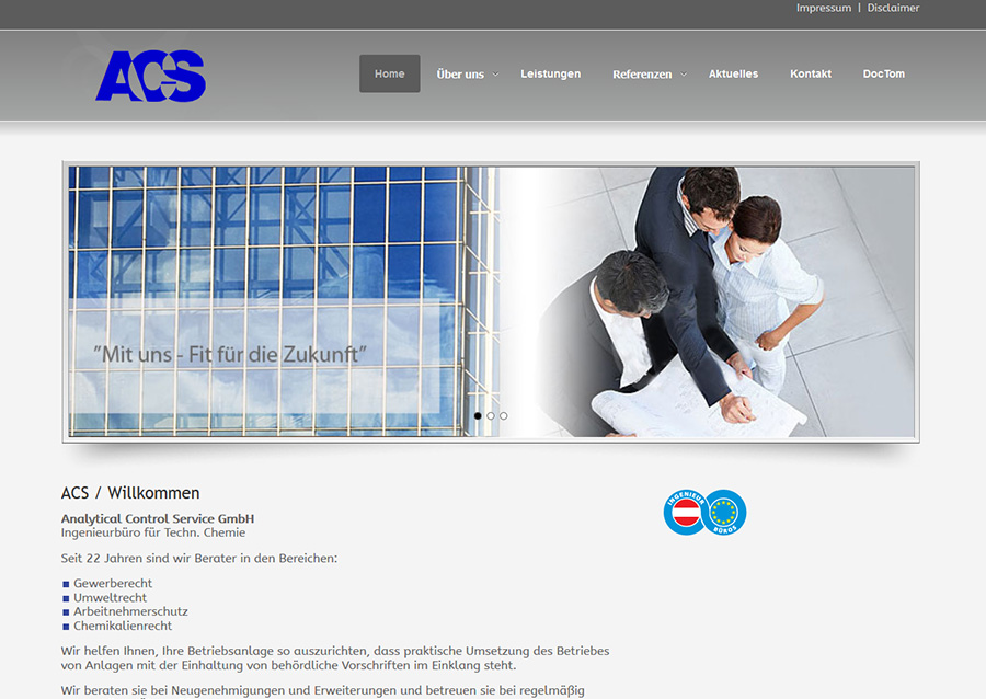 Analytical Control Service GmbH