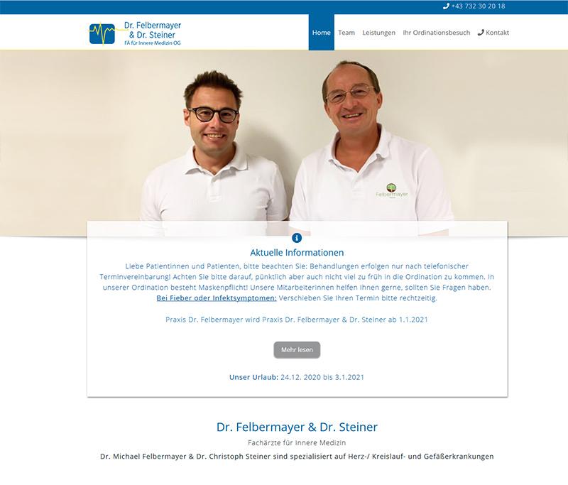 Dr. Felbermayer & Dr. Steiner, FÄ für Innere Medizin