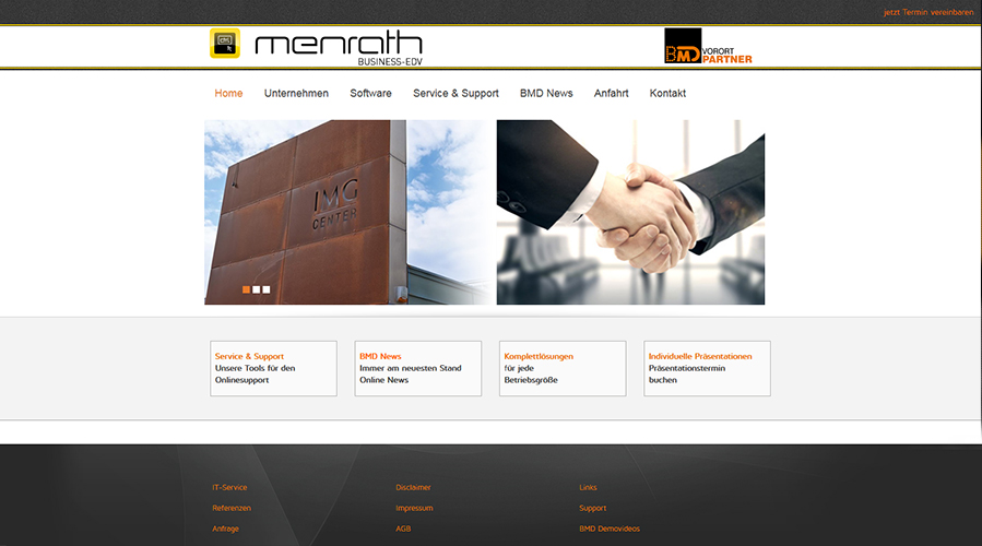 Menrath Business EDV