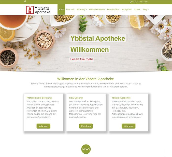 Apotheke Ybbstal, Waidhofen an der Ybbs